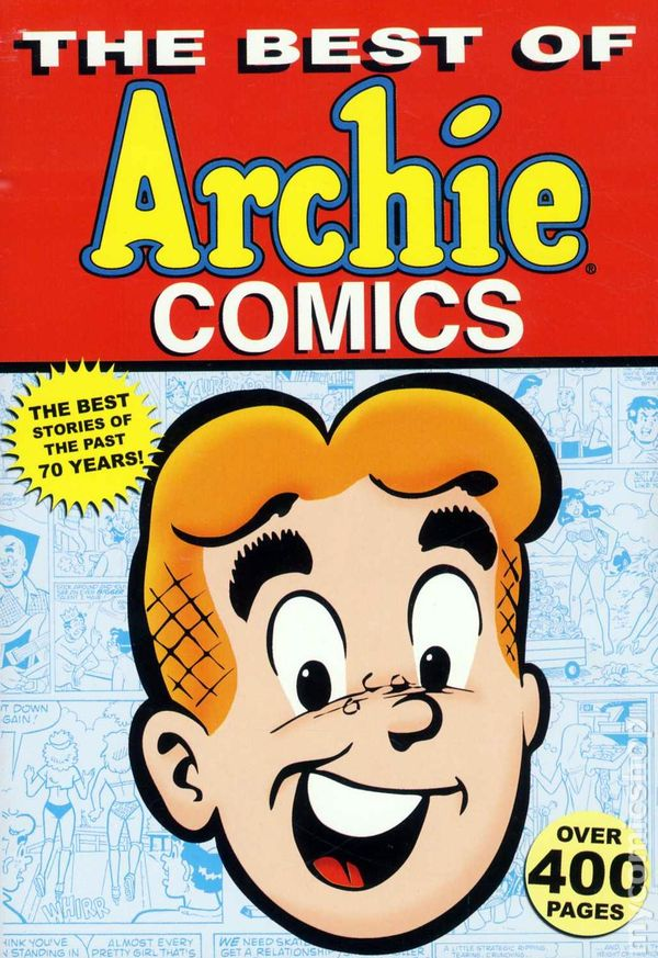 Best Of The Best 2017 By Colorado Community Media: Best Of Archie Comics TPB (2011-2014) Comic Books
