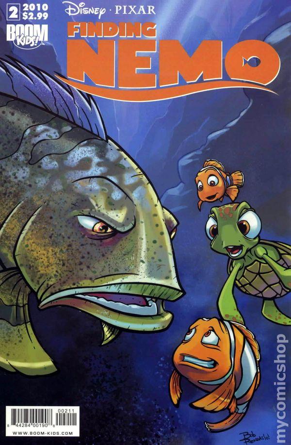 Finding Nemo 2010 2Nd Series Boom Losing Dory Comic Books-5067