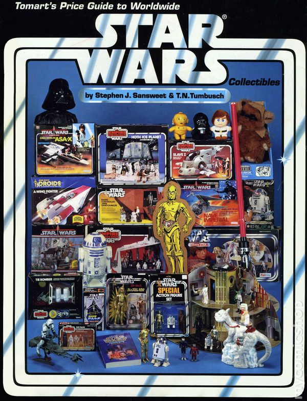 House of collectibles price guide to star wars collectibles: 4th.