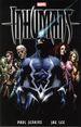 Inhumans TPB (2015 Marvel) By Paul Jenkins and Jae Lee 1-1ST