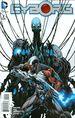 Cyborg #2A