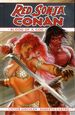 Red Sonja/Conan: Blood of a God HC (2016 Dynamite) 1-1ST