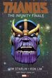 Thanos: The Infinity Finale HC (2016 Marvel) 1-1ST