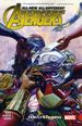 All New All Different Avengers TPB (2016 Marvel) 2-1ST Family Business!