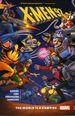 X-Men '92 TPB (2016 Marvel) 1-1ST The World is a Vampire!