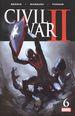 Civil War II (2016 Marvel) #6A