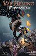 Grimm Fairy Tales Presents: Van Helsing vs. Frankenstein TPB (2017 Zenescope) 1-1ST