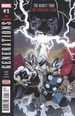 Generations: Unworthy Thor and Mighty Thor (2017) 1A