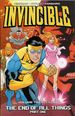 Invincible TPB (Image) 24-1ST The End of All Things: Part 1!