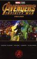 Marvel Studios: Avengers Infinity War Prelude TPB (2018 Marvel) 1-1ST