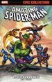 Amazing Spider-Man: Spider-Man No More TPB (2018 Marvel) Epic Collection 1-1ST