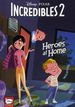 Disney-Pixar Incredibles 2: Heroes at Home HC (2018 Dark Horse) 1-1ST