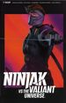 Ninjak vs. the Valiant Universe TPB (2018 Valiant) 1-1ST