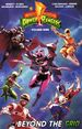 Mighty Morphin Power Rangers TPB (Boom Studios) 9-1ST Beyond the Grid!