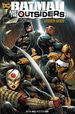 Batman and the Outsiders TPB (2020 DC) By Bryan Hill 1-1ST Lesser Gods!