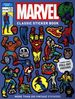 Marvel Classic Sticker Book SC (2020 Abrams Books) 1-1ST