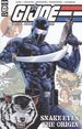 GI Joe a Real American Hero: Snake Eyes Origin (2020 IDW) #0