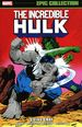 The Incredible Hulk: Going Gray TPB (2020 Marvel) Epic Collection 1-1ST