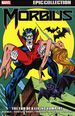 Morbius: The End of a Living Vampire TPB (2021 Marvel) Epic Collection 1-1ST
