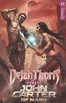 Dejah Thoris vs. John Carter of Mars (2021 Dynamite) #1A
