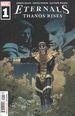 Eternals: Thanos Rises (2021 Marvel) #1A