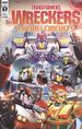 Transformers: Wreckers - Tread and Circuits (2021 IDW) #1A