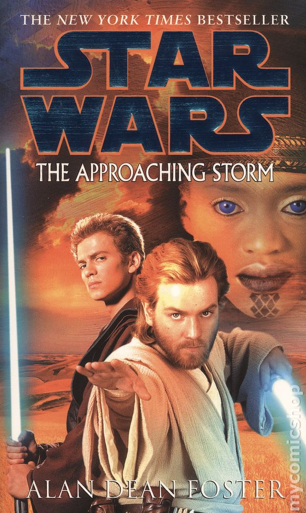 The Approaching Storm Like New Star Wars Rise Of The Empire Del Rey 2003 Ebay