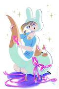 Adventure Time With Fionna and Cake (2012 Boom) 1GETASKETCH