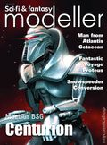 Sci-Fi and Fantasy Modeller SC (2006-Present Happy Medium Press) 28-1ST