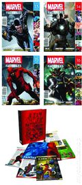 Marvel Fact Files SC (2013- Eaglemoss) Magazine Only 13