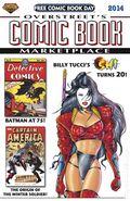 Overstreet Comic Book Marketplace (2014 Overstreet) FCBD 2014