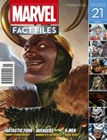 Marvel Fact Files SC (2013- Eaglemoss) Magazine Only 21