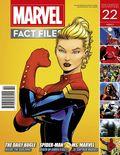 Marvel Fact Files SC (2013- Eaglemoss) Magazine Only 22