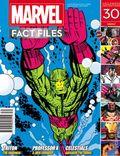 Marvel Fact Files SC (2013- Eaglemoss) Magazine Only 30