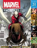 Marvel Fact Files SC (2013- Eaglemoss) Magazine Only 31