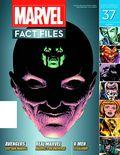 Marvel Fact Files SC (2013- Eaglemoss) Magazine Only 37