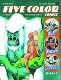 Five Color Comics (2013 Art of Fiction) 2