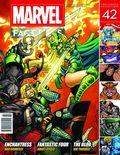 Marvel Fact Files SC (2013- Eaglemoss) Magazine Only 42