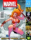 Marvel Fact Files SC (2013- Eaglemoss) Magazine Only 43