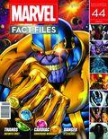 Marvel Fact Files SC (2013- Eaglemoss) Magazine Only 44