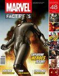 Marvel Fact Files SC (2013- Eaglemoss) Magazine Only 48