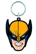 Marvel Avengers Assemble Soft Touch PVC Keyring (2014 Monogram) #68129