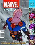 Marvel Fact Files SC (2013- Eaglemoss) Magazine Only 53