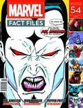 Marvel Fact Files SC (2013- Eaglemoss) Magazine Only 54