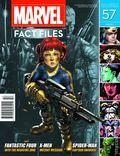Marvel Fact Files SC (2013- Eaglemoss) Magazine Only 57