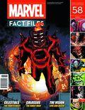 Marvel Fact Files SC (2013- Eaglemoss) Magazine Only 58