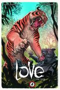 Love The Tiger HC (2015 Magnetic Press) 1-1ST