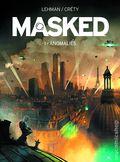Masked GN (2015-2017 Titan Comics) 1-1ST
