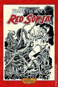 Dynamite Presents: Frank Thorne's Red Sonja HC (2014 Dynamite) Art Edition 3S-1ST