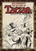 Joe Kubert's The Return of Tarzan HC (2015 IDW) Artist's Edition 1-1ST